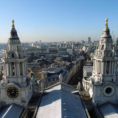 Fantastic Feats: the Building of London