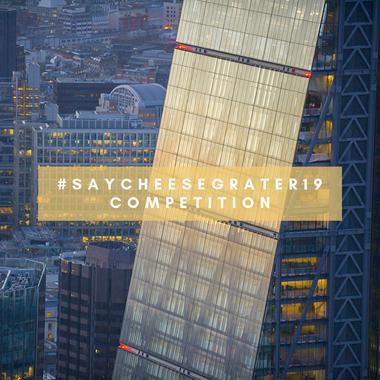 The Say Cheesegrater competition